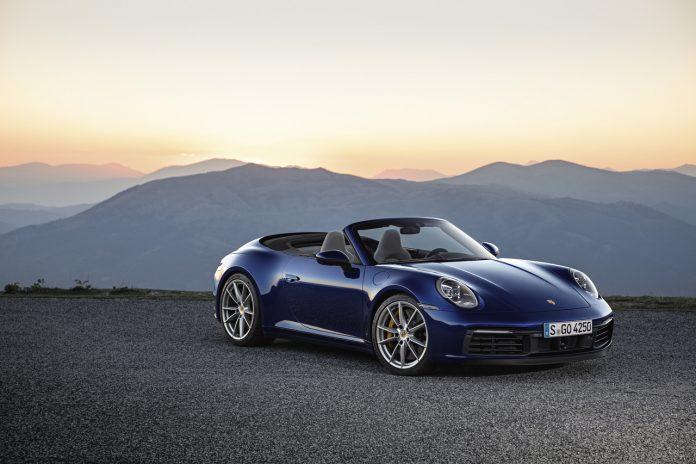 911_Carrera_4S_Cabriolet Foto: Auto-Medienportal.Net/Porsche