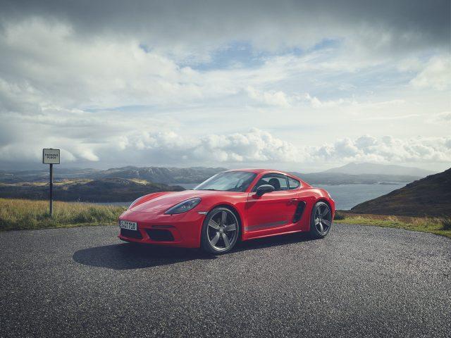718_Cayman_T Foto: Auto-Medienportal.Net/Porsche