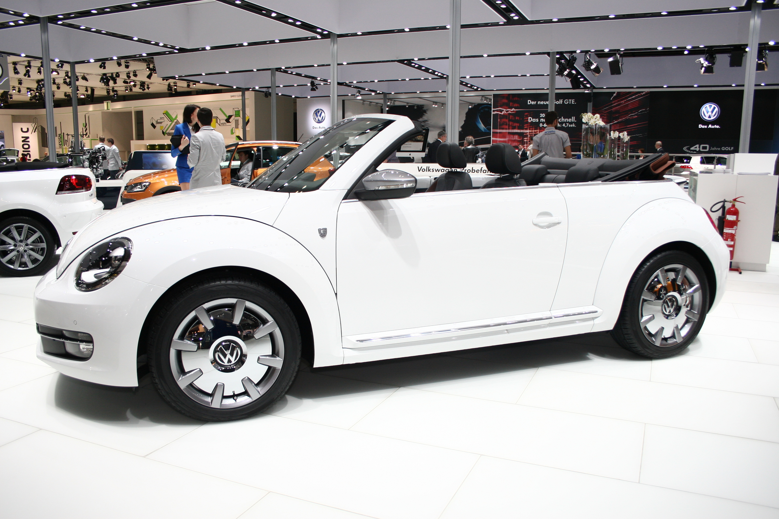 vw beetle cabriolet karmann roadster magazin. Black Bedroom Furniture Sets. Home Design Ideas
