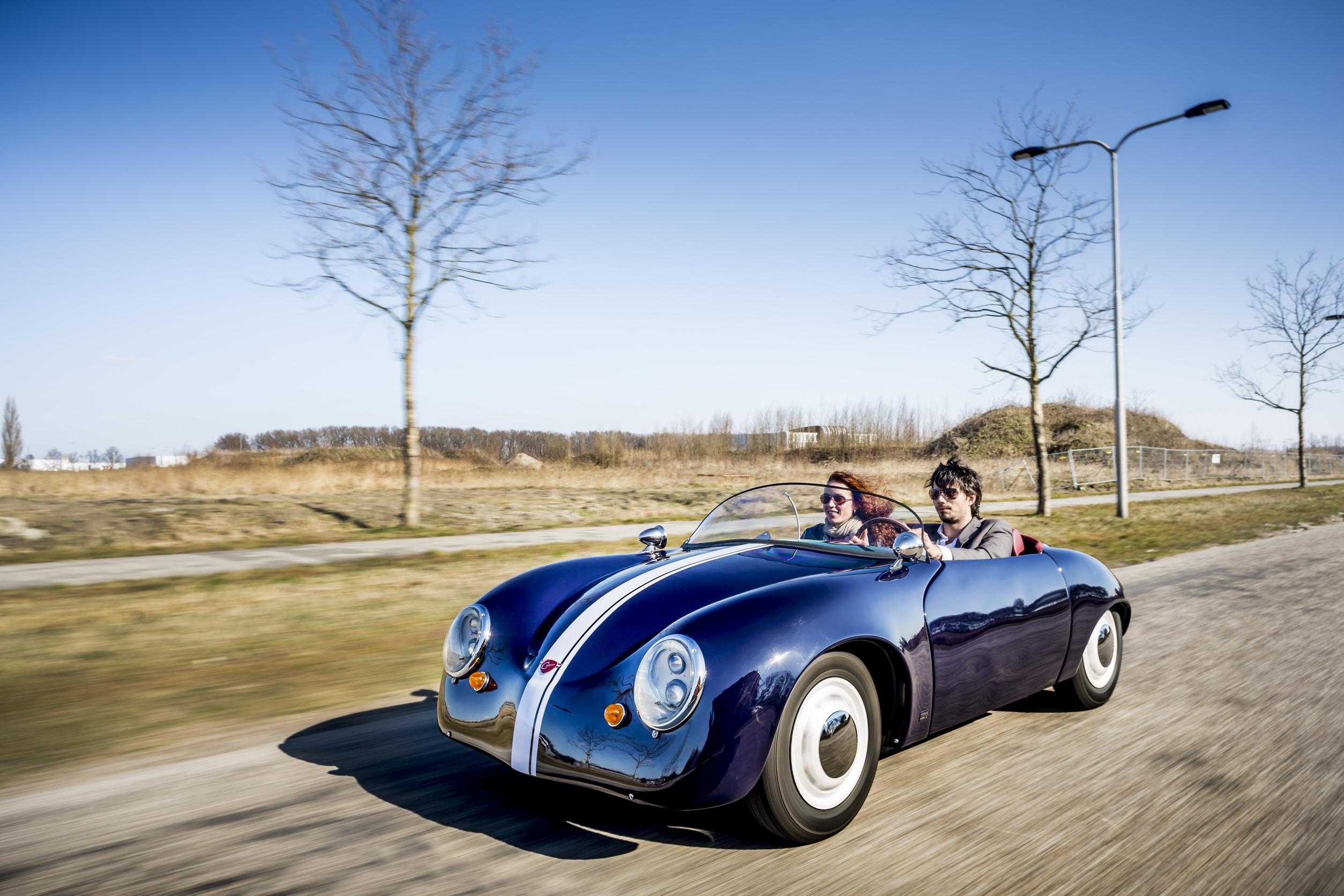 Unvorstellbar - Helmpflicht für Cabrio-Fahrer