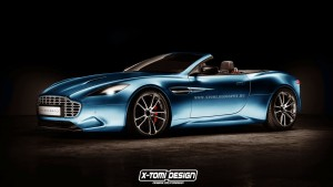 Aston Martin Thunderbolt Vanquish by Galpin2