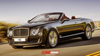 Bentley Mulsanne Speed Convertible2