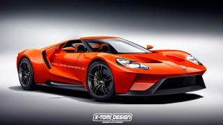 Ford GT Spyder Concept2