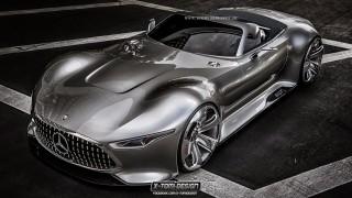 Mercedes-Benz AMG Vision Gran Cabriolet
