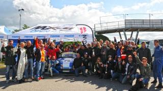 Viele Fans des Projektes Roadster Drift zum Saisonfinale 2015 am Wachauring in Melk