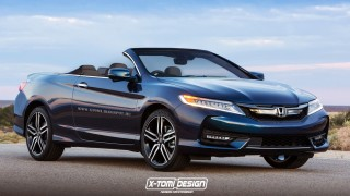 Honda Accord Cabrio