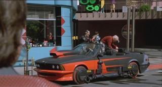 BMW 633CSi Cabrio Hover Umbau