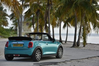 Mini Cabrio. Foto: Auto-Medienportal.Net/BMW