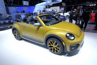 Volkswagen Beetle Dune Cabrio. Foto: Auto-Medienportal.Net