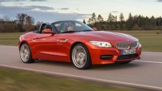 Nicht nur bei sommerlichen Temperaturen wecken offene Sportwagen wie der BMW Z4 Begehrlichkeiten. (Quelle: Hersteller)
