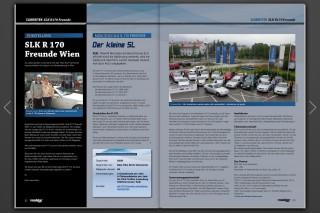 SLK R 170 Freunde Wien Clubseiten
