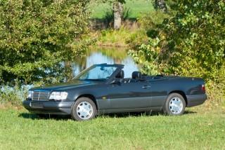 Mercedes 300 Cabrio W124