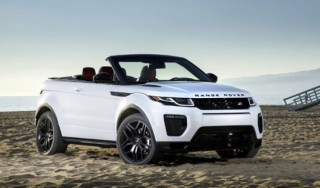 Range Rover Enoque