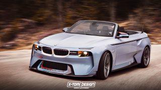 BMW 2002 Hommage Cabrio Concept2