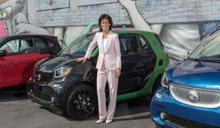 Deutsche Smart Chefin Annette Winkler