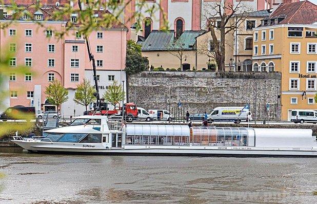 Das Cabrio-Schiff SunLiner