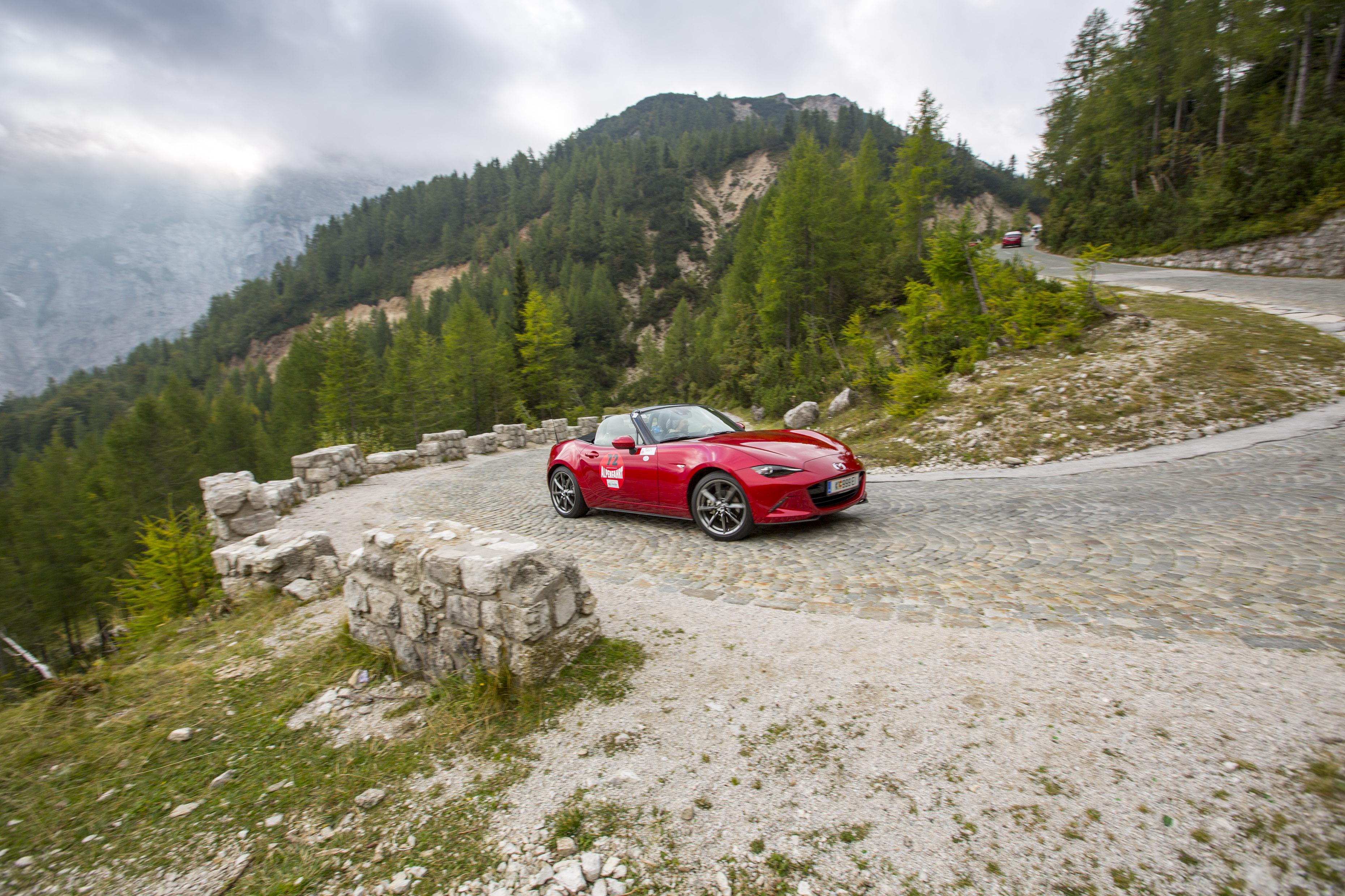 MX-5 Trophy - Anleitung zum Rallye-Glück