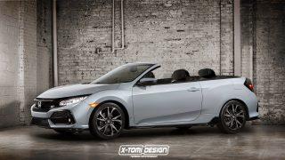 Honda Civic Cabrio von X-Tomi Design