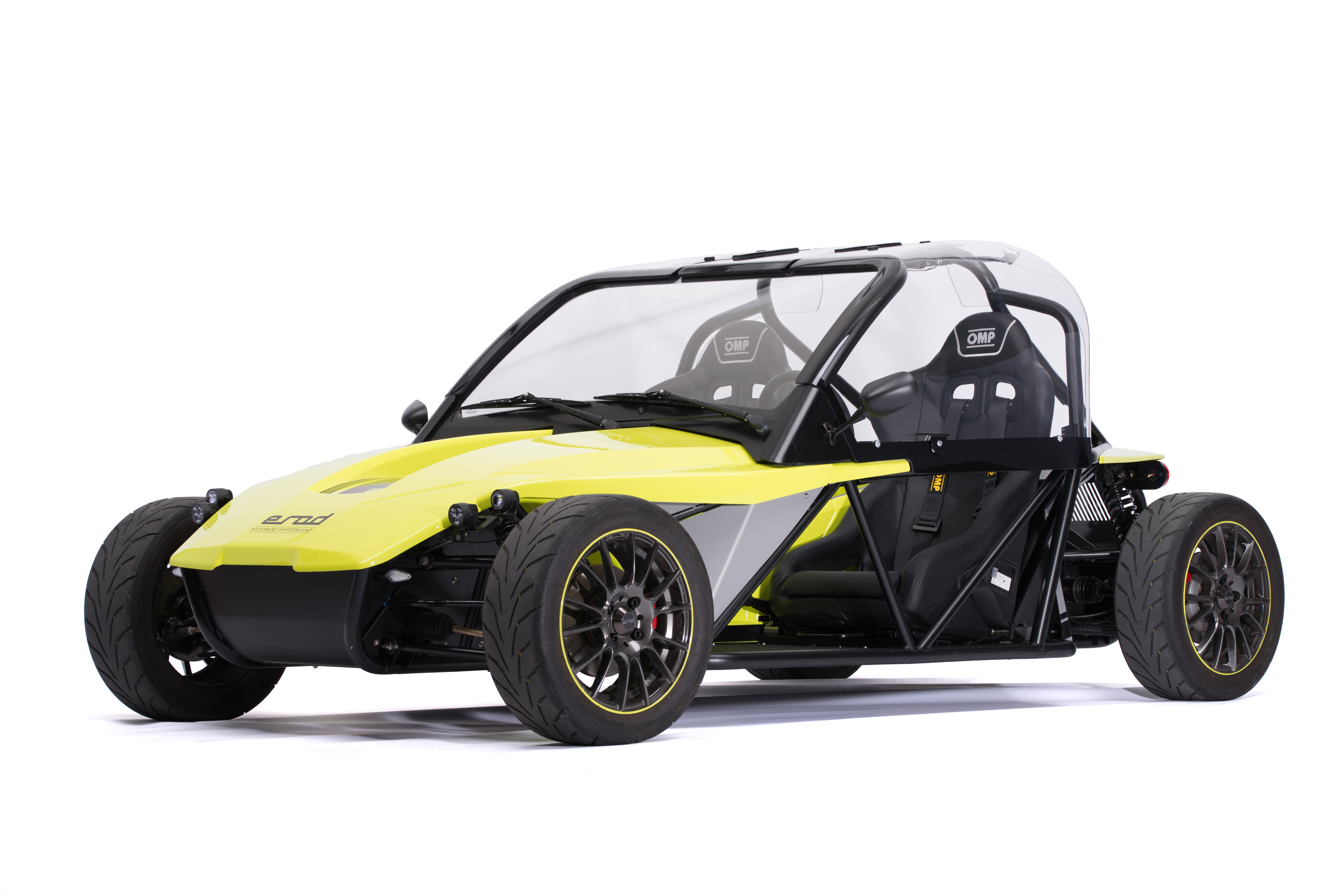 Elektro Roadster Kyburz eRod