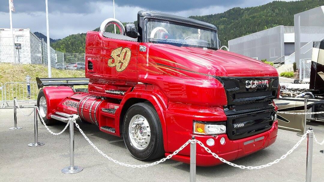 Red Pearl auf der Truck Race Trophy 2017