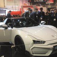 Roding Roadster – der neue King der Straße mit Elektromotor