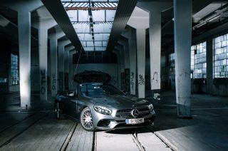 Mercedes-Benz Roadster SL 63 AMG