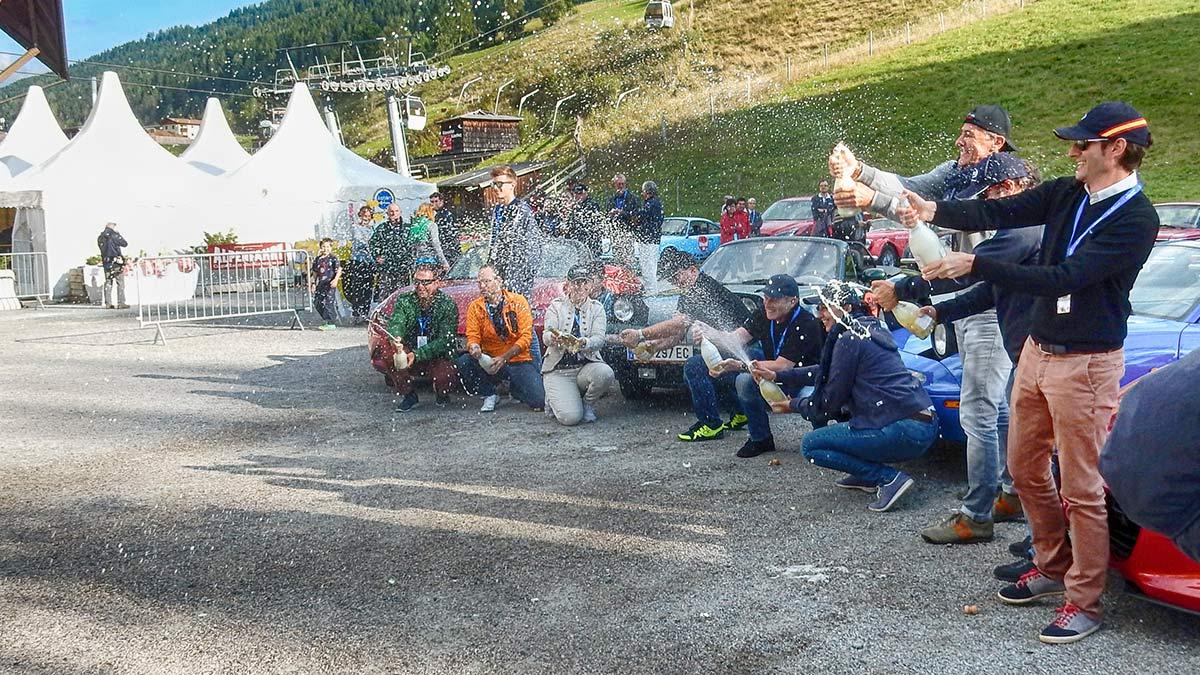 Der MX-5 und die Österreichische Classic-Rallye-Rangliste