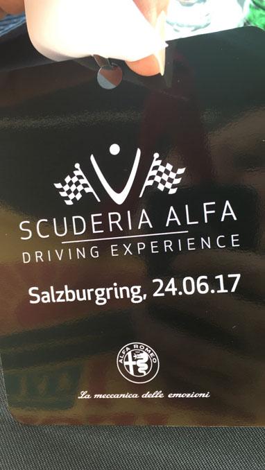 Scuderia Alfa - Driving Experience