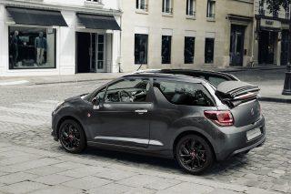Das DS 3 Cabrio soll in der 'Performance Line' Detailliebe und Dynamik ausstrahlen.