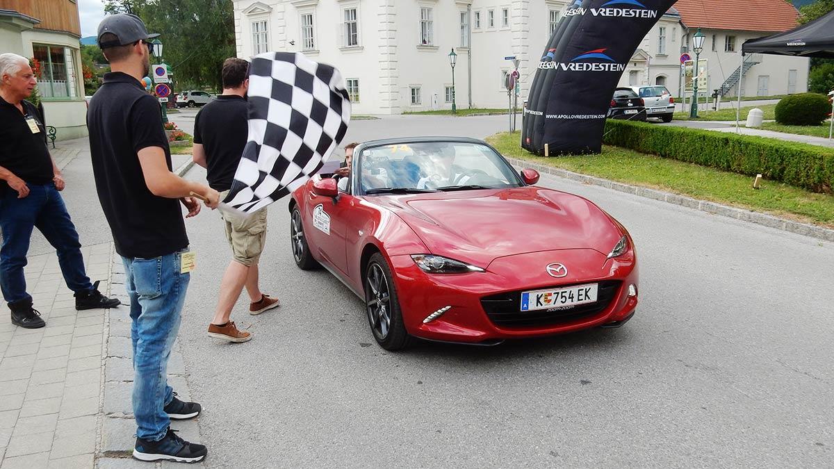 MX-5 Trophy bei der Höllental Classic