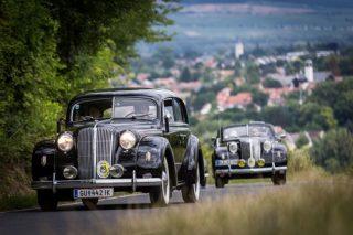 80 Jahre Opel Admiral.