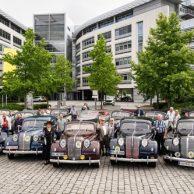 80 Jahre Opel Admiral: Aus dem Stand an die Spitze seiner Klasse