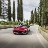 Maserati GranTurismo und GranCabrio aktualisiert