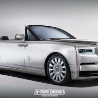 Rendering des Monats: Rolls-Royce Phantom DropheadCoupe