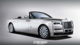 Rolls-Royce Phantom DropheadCoupe