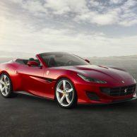 IAA 2017: Ferrari zeigt neues Coupé-Cabrio