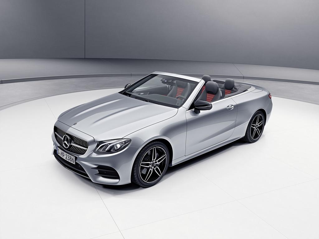Mercedes-Benz E-Klasse Cabriolet. Foto: Auto-Medienportal.Net/Daimler
