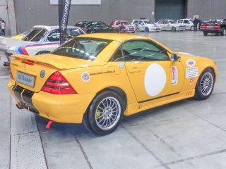 Mercedes SLK-R