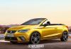 Seat Ibiza Cabrio. Rendering von ©xtomi