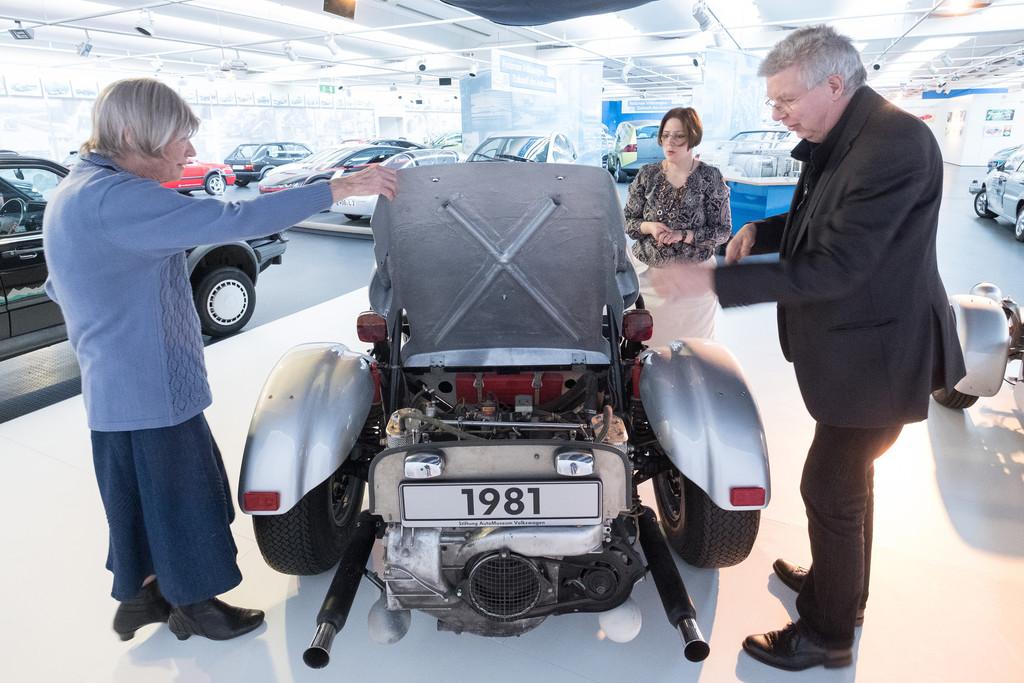 Jannie Hübers H2 Roadster
