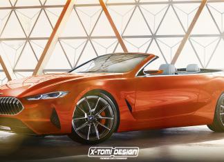 BMW Concept 8 Cabriolet