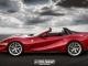 Rendering: Ferrari 812 SuperAmerica