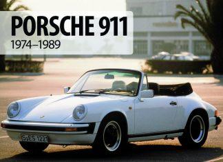 """""""Porsche 911 – 1974–1989"""" von Alexander F. Storz"""