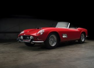 Ferrari 250 GT LWB California Spider (1959)