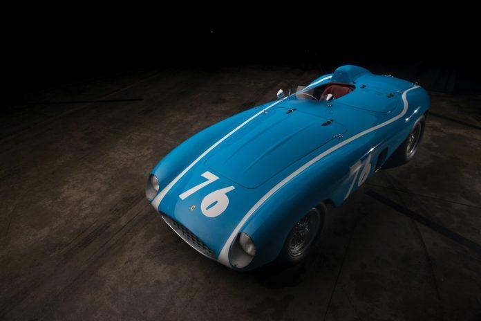 Ferrari 121 LM Spider (1955)