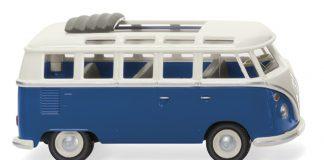 VW T1 Samba-Bus von Wiking (1:87)
