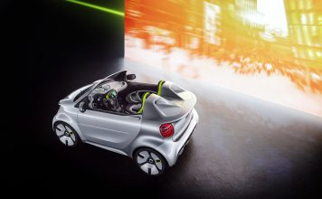 Showcar Smart Forease.