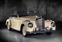 1952 Mercedes-Benz 300 S Roadster aus der Sammlung Wiesenthal