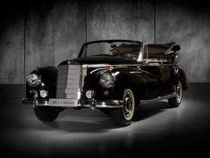 1954 Mercedes-Benz 300 b Cabriolet D
