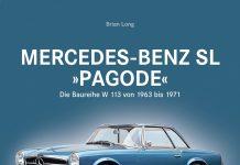Buchvorstellung: Mercedes-Benz SL Pagode